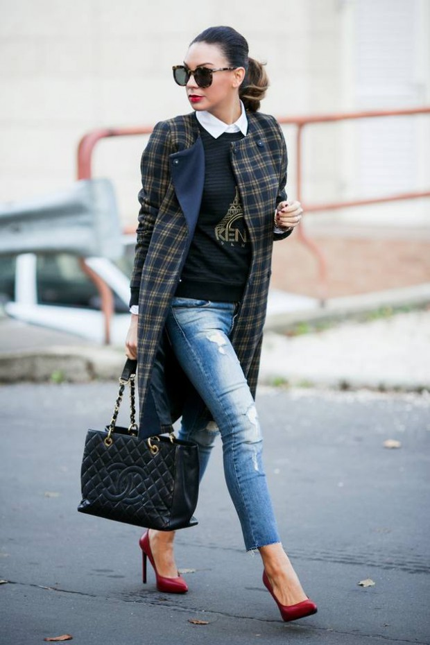 21 Seriously Chic Street Style Outfits To Copy This Season