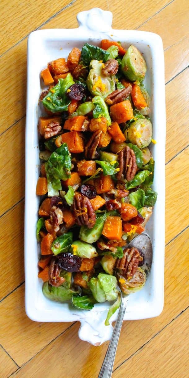 15 Great Recipes for Delicious Thanksgiving Side Dishes
