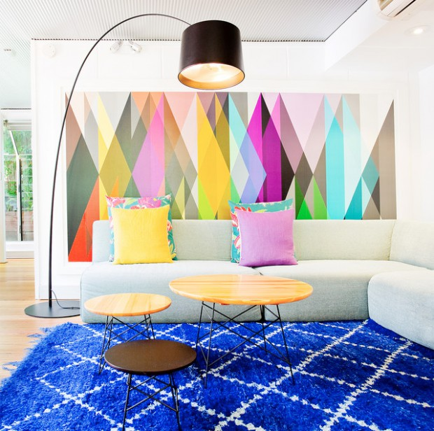 22 Colorful Interior Design Ideas