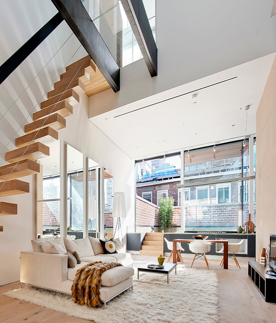 15 Amazing Loft Apartment Designs You Will Love