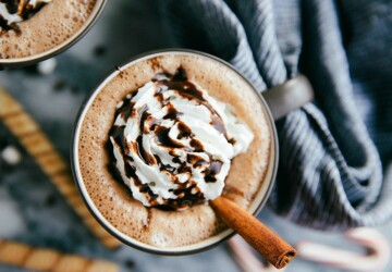 21 Delicious Hot Drink Recipes For Cold Days - winter, warm, Tasty, recipes, recipe, Hot drinks, hot drink cold day, hot drink, hot beverages, hot beverage, hot, Drinks, drink, Delicious, cold days, cold, beverage