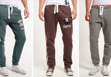 15 Designs of Joggers For Men That Can Be Worn Pretty Much Anywhere - Trend, tracksuit, sweatpants, style, runners, runnerpants, run, pants, men, joggers, jogger, jog, fashion, exercise