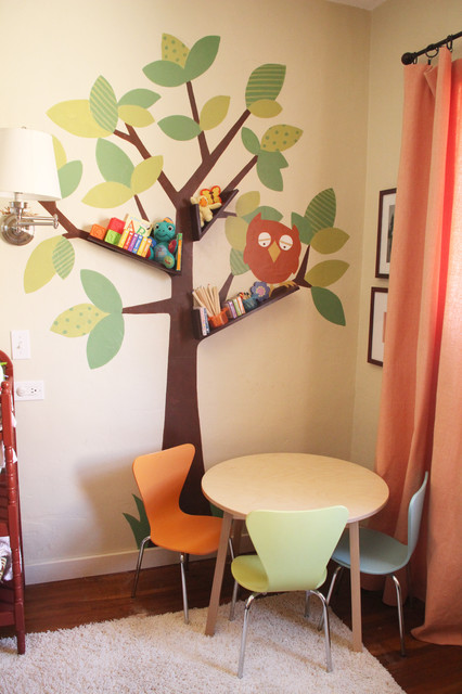 23 Creative Tree Wall Art Ideas