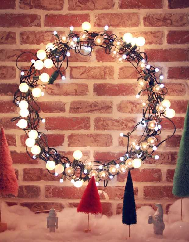 20 Festive Christmas Wreaths That You Can DIY