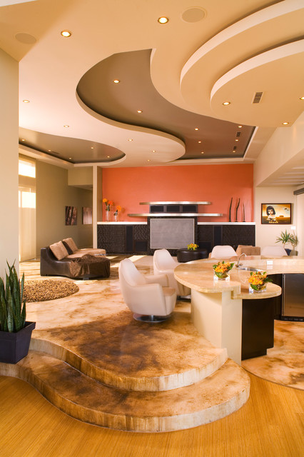 21 Modern False Ceiling Designs