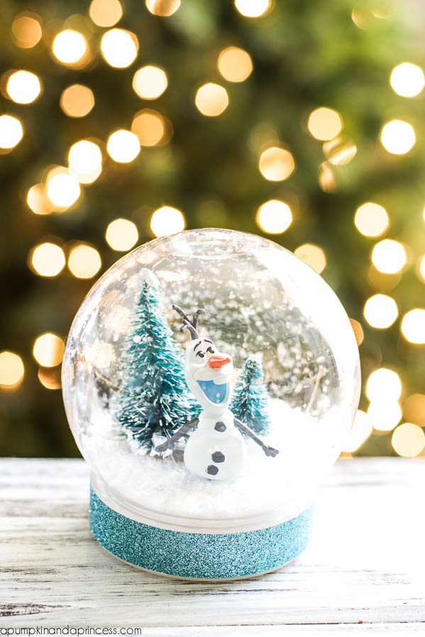 15 Cute Diy Christmas Snow Globes Style Motivation
