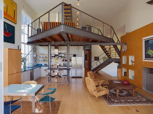 15 Amazing Loft Apartment Designs You Will Love Style