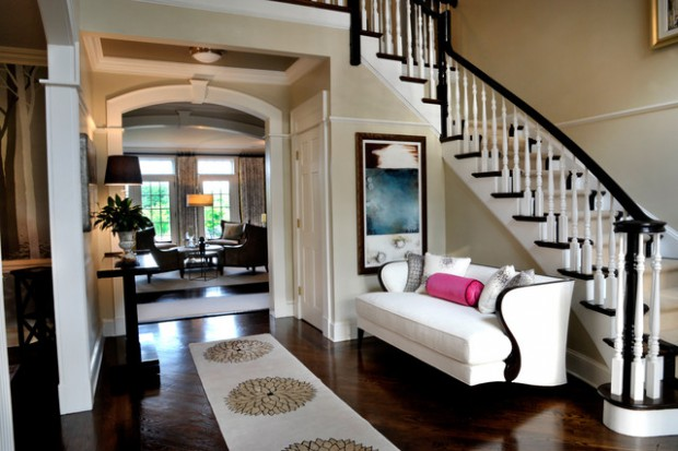 23 Foyer Decorating and Design Ideas