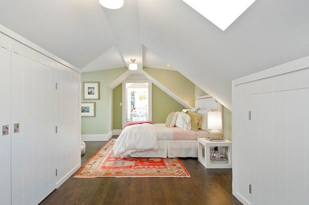 15 Genius Design Solutions for Every Attic