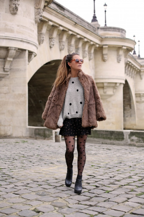 How To Wear Fur Coats This Winter – 18 Stylish Outfit Ideas