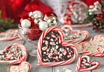 16 Tasty Candy Cane Dessert Recipes - recipes, recipe, peppermint, holidays, holiday, food, Desserts, dessert, Christmas recipes, Christmas desserts, Christmas cookies, Christmas, candy canes, candy cane recipes, candy cane recipe, candy cane desserts, candy cane dessert recipes, candy cane dessert ideas, candy cane, candy