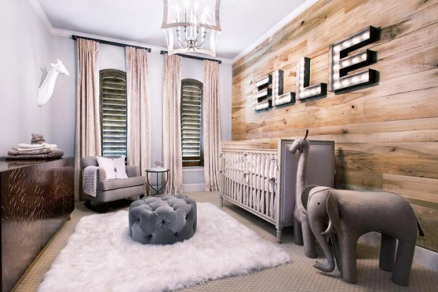18 Lovely Nursery Design and Decor Ideas