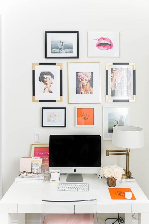 20 Creative And Chic Ways To Style Your Home Workspace