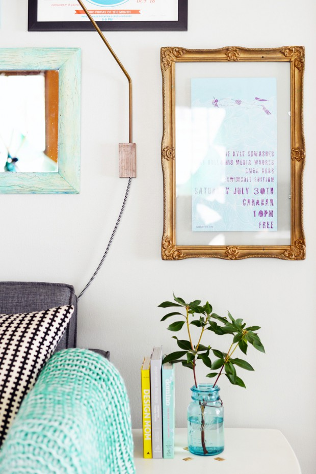18 Chic DIY Photo Frame Projects - Style Motivation
