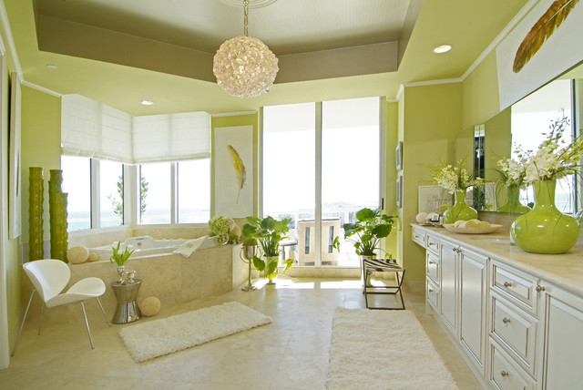 Bathroom Ideas Green 18 relaxing and fresh green bathroom designs - style motivation