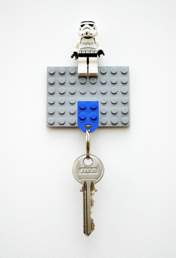 Get Organized: 15 Creative DIY Key Holder Ideas