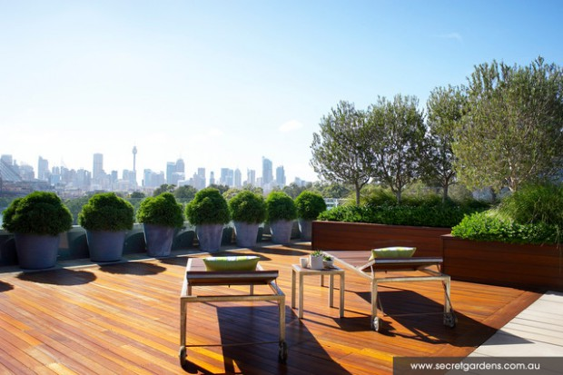 Urban Oasis: 21 Beautiful Rooftop Gardens