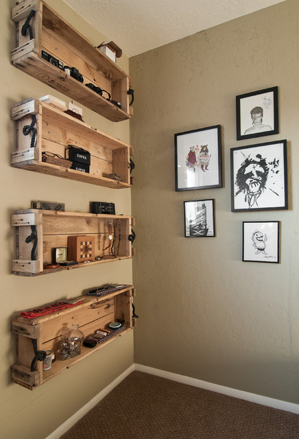 How To Use Pallets in Home Decor    20 Interesting Ideas
