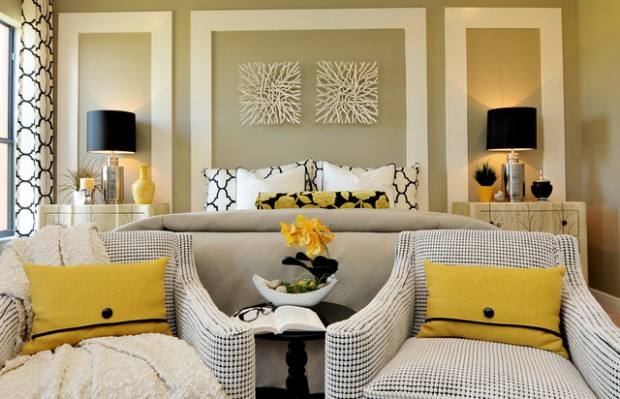 18 Warm Mustard Home Decor Ideas