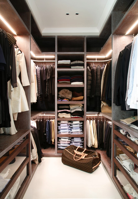 21 Elegant Walk In Closet Design Ideas