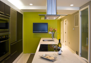 Dare To Be Different: 19 Accent Wall Ideas - walls, wall, different, dare to be different, accent walls, accent wall, accent