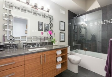 Daily Reflections: How to Choose and Install a Bathroom Mirror - mirror, design, Bathroom Mirror, bathroom