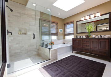 19 Appealing Bath Rugs That Will Enhance The Look Of Your Bathroom - rugs, rug, home decor, home, decorating ideas, decorating idea, decorating, decor, bathrooms, bathroom rugs, bathroom rug, bathroom, bath rugs, bath rug