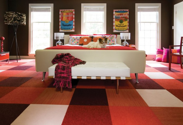 25 Carpet Tile Ideas For Every Room Of Your House