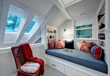18 Cozy Reading Nook Ideas - reading nook ideas, reading nook idea, reading nook design, reading nook, reading, nook, ideas, idea, home design, home, cozy