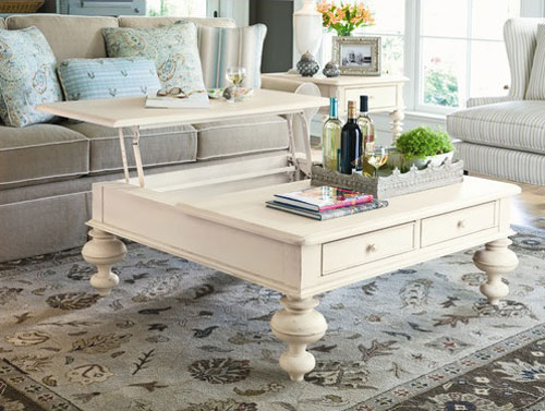 Coffee Table Decorating Style Motivation