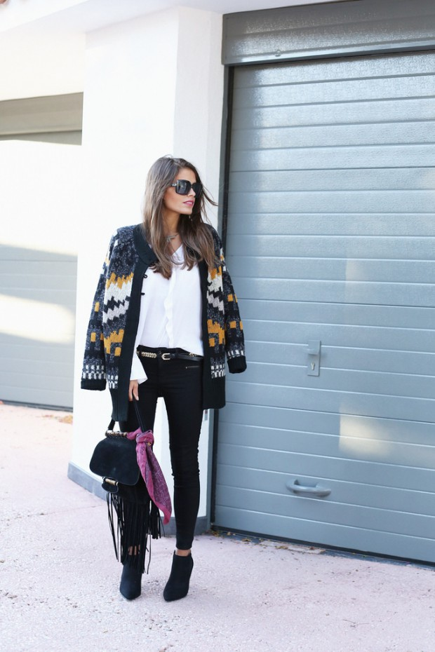 18 Casual Street Style Ideas to Inspire you for Your February Outfits