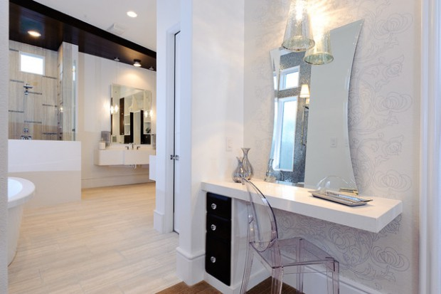 17 Chic Ways To Style A Vanity