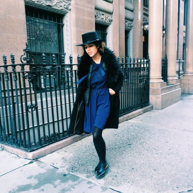 20 Casual Dress Outfit Ideas for Winter Days