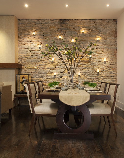 17 Divine Stone Wall Ideas For Your Living Room Part 80