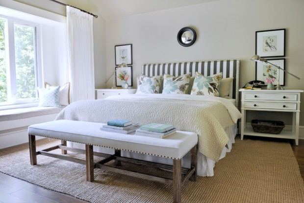 21 Impressive Benches For Your Bedroom