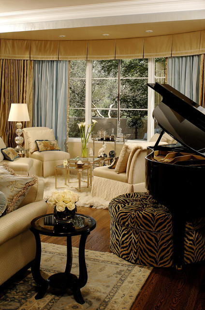 Go Wild: 17 Luxurious Animal Print Home Decor Ideas
