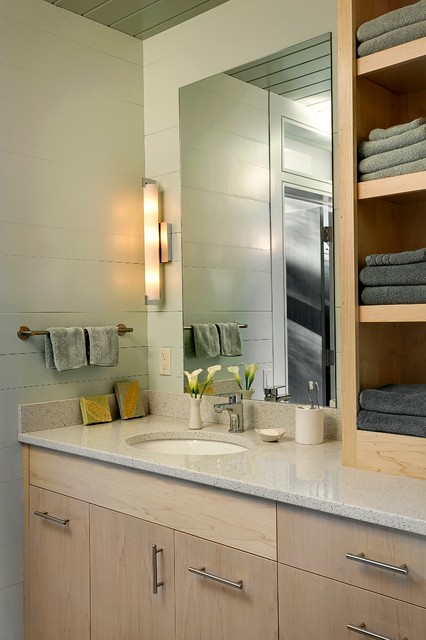 18 Brilliant Towel Storage Ideas