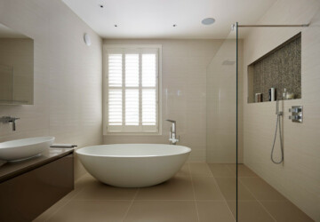 19 Elegant and Minimalist Bathroom Designs - minimalizam, minimalist bathrooms, minimalist bathroom, minimalist, home design, home, design, bathrooms, bathroom designs, bathroom design, bathroom