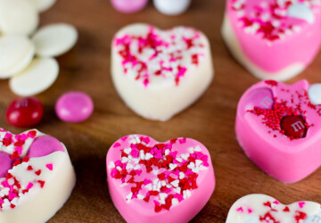 19 Heart Shaped Valentine's Day Desserts - Valentine's day, valentine, Tasty, simple, food and drinks, food, Drinks, drink, Cookies, cookie, cakes, cake