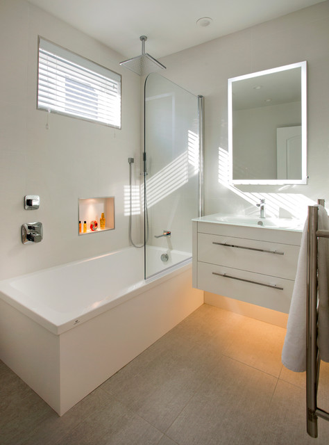 19 Elegant and Minimalist Bathroom Designs