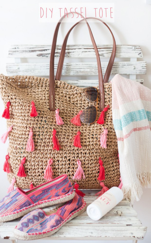 17 Stylish DIY Bags, Totes and Clutches Projects That You Have To Try