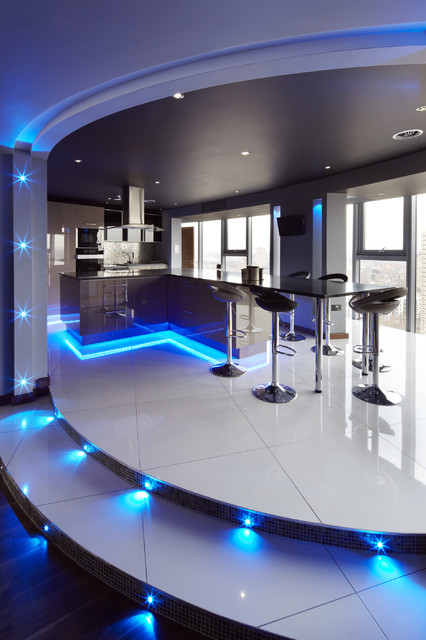 Elegant Using LED Lighting In Interior Home Designs: 12 Stunning Ideas Gallery