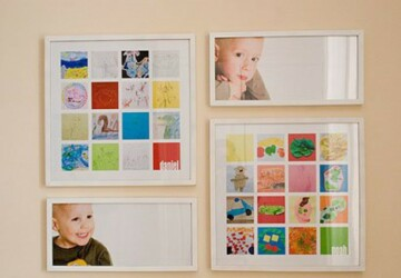 Delightful DIY: Transforming Your Child's Artwork Into Thoughtful Gifts - Wrapping Paper, kids art, Greeting Cards, Delightful DIY, 3D Print Of Your Child's Art