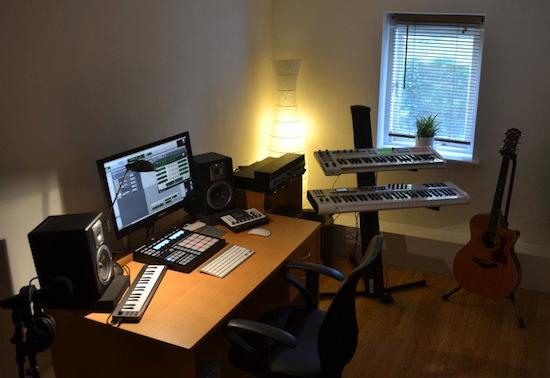 Pro+Tools+in+a+Home+Studio