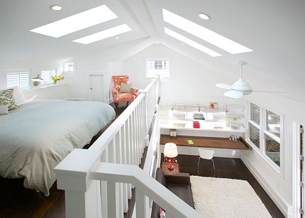White-decorated-guest-room