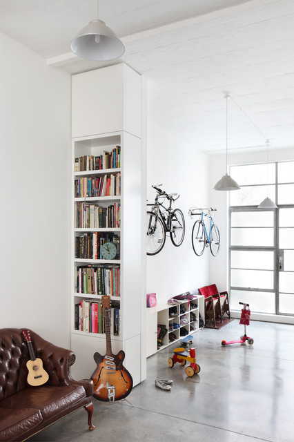 13 Great Ways to Store a Bike in Style
