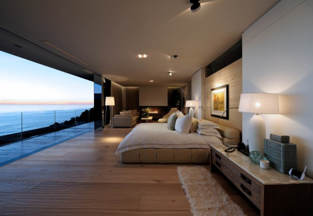 18 stunning contemporary master bedroom design ideas 16404 | contemporary bedroom 1 620x428