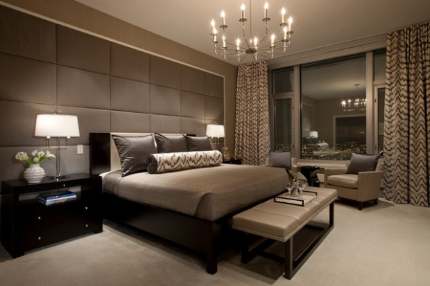Nice 18 Stunning Contemporary Master Bedroom Design Ideas Part 3