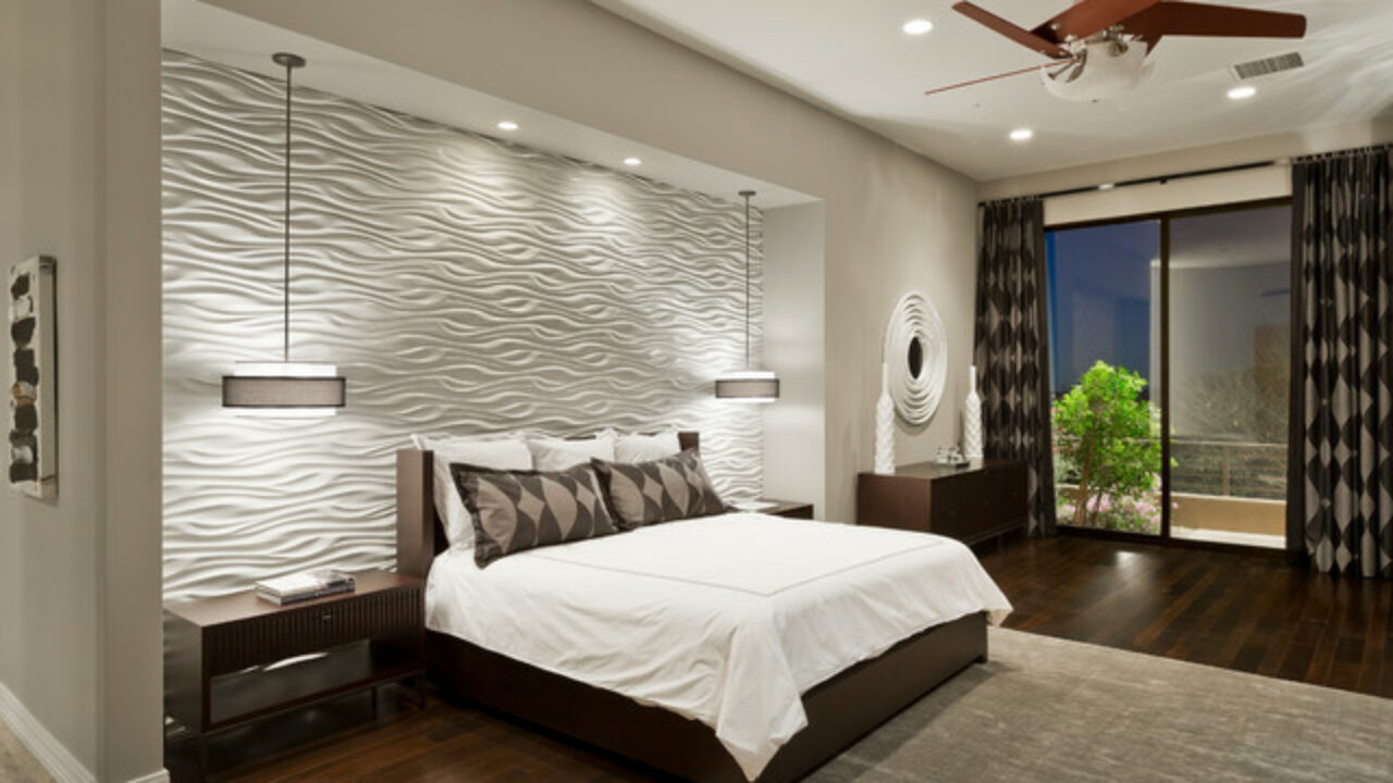 Contemporary Master Bedroom Design Ideas