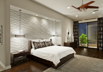18 Stunning Contemporary Master Bedroom Design Ideas - Master Bedroom, contemporary bedroom, contemporary